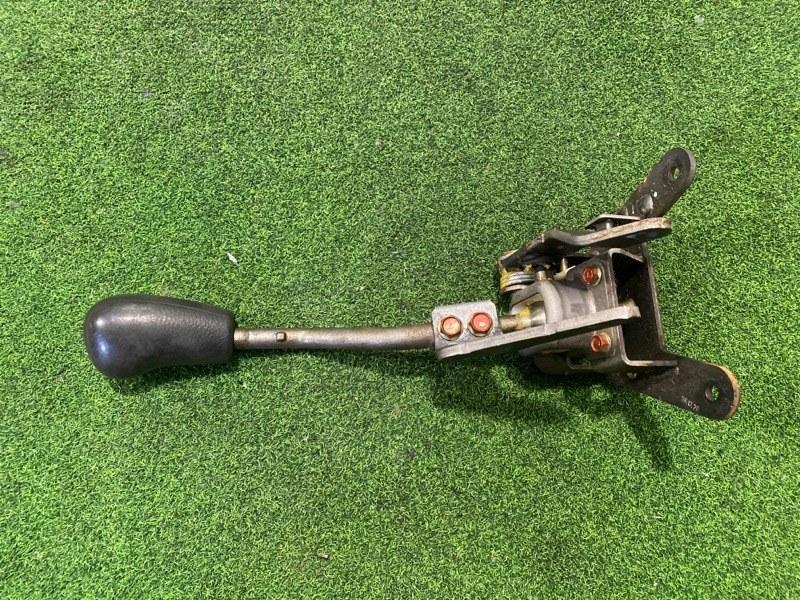 Рычаг переключения кпп Mitsubishi Canter FD70BB 4M42 (б/у)