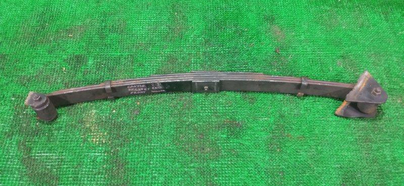 Рессора Mitsubishi Canter FE637ET передняя (б/у)