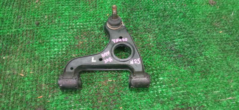 Рычаг Nissan Presage VNU30 YD25 задний левый (б/у)