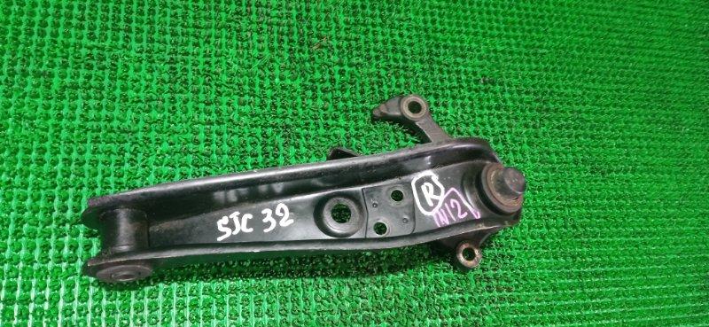 Рычаг Nissan Laurel SJC32 RD28 передний правый (б/у)