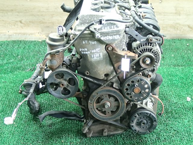 Двс Toyota Probox NCP55 1NZ-FE (б/у)