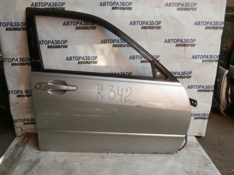 Дверь передняя правая Toyota Altezza GXE10 передняя правая (б/у)