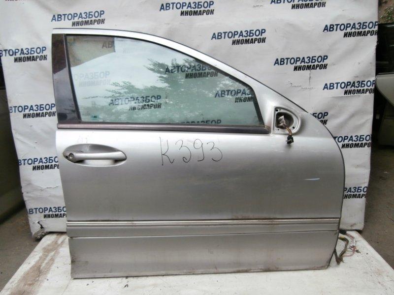 Дверь передняя правая Mercedes-Benz C-Class C240 W203 передняя правая (б/у)