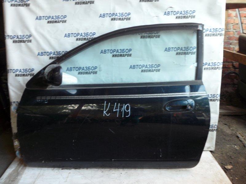 Дверь передняя левая Mazda Familia BHA5P передняя левая (б/у)