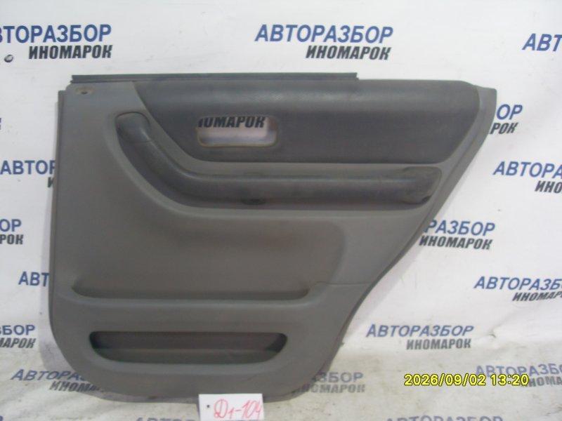 Обшивка двери Honda Cr-V RD1 B20B задняя правая (б/у)