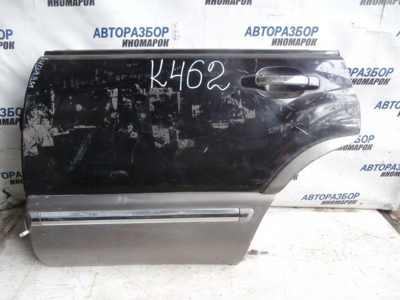 Дверь задняя левая Subaru Forester SF5 задняя левая (б/у)