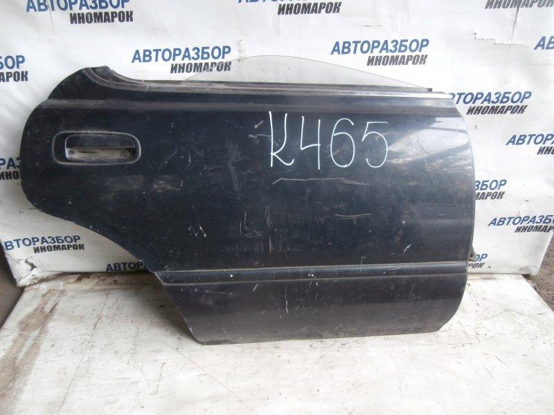 Дверь задняя правая Toyota Vista CV30 задняя правая (б/у)