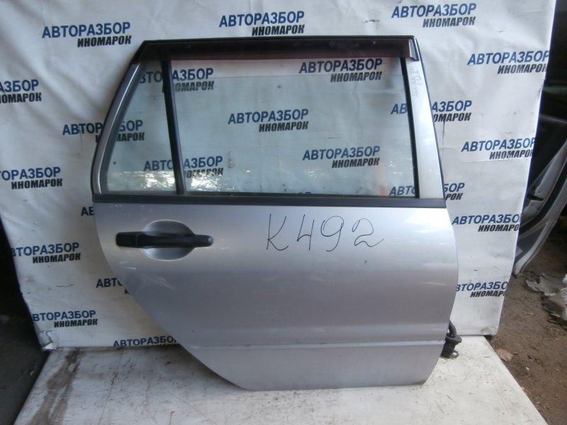 Дверь задняя правая Mitsubishi Lancer Cedia CS1A задняя правая (б/у)