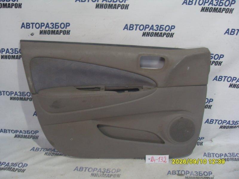 Обшивка двери Toyota Prius NHW10 передняя левая (б/у)