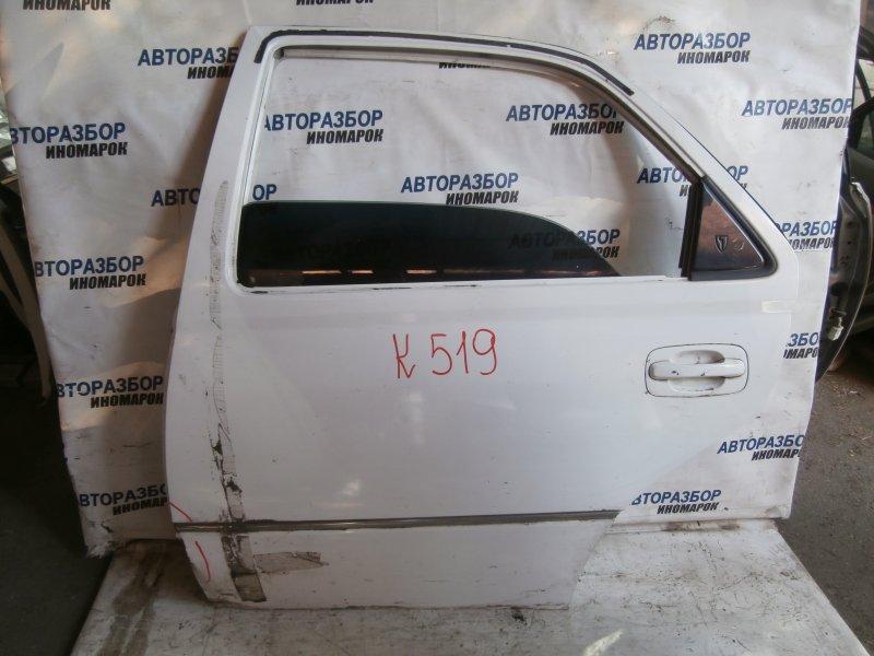 Дверь задняя левая Toyota Vista Ardeo AZV50 задняя левая (б/у)