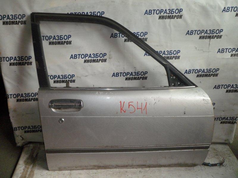 Дверь передняя правая Toyota Carina AT170 передняя правая (б/у)