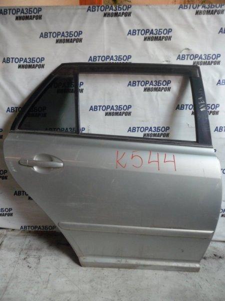 Дверь задняя правая Toyota Avensis ADT250 задняя правая (б/у)