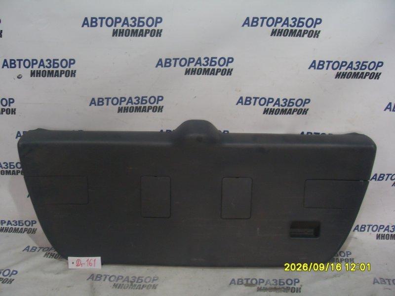 Накладка двери багажника Toyota Caldina AT211 задняя (б/у)