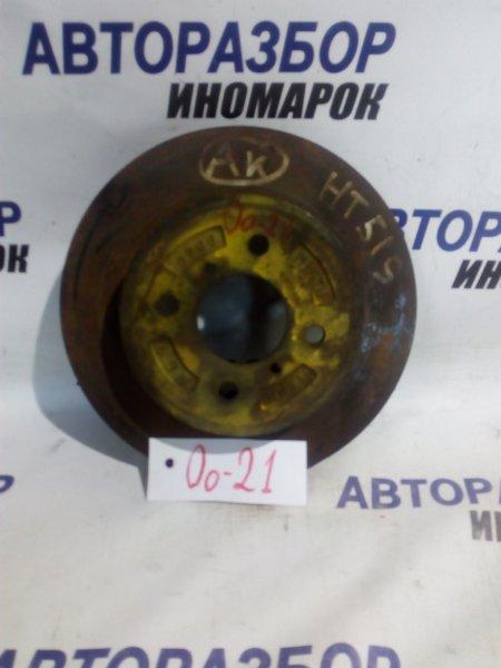 Тормозной диск Suzuki Swift HT51S передний (б/у)