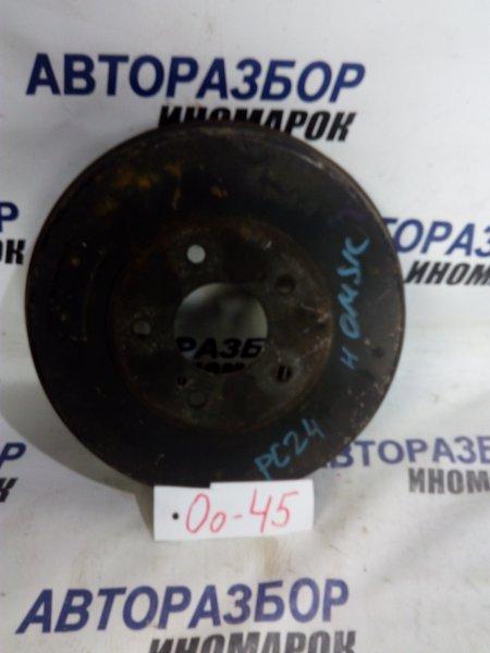 Тормозной барабан Nissan Serena PC24 задний (б/у)