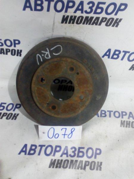Тормозной барабан Honda Cr-V RD1 задний (б/у)