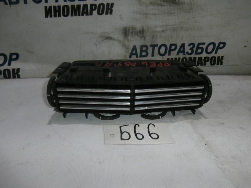 Дефлектор обдува салона Opel Astra H L48 X18XER 2007 (б/у)