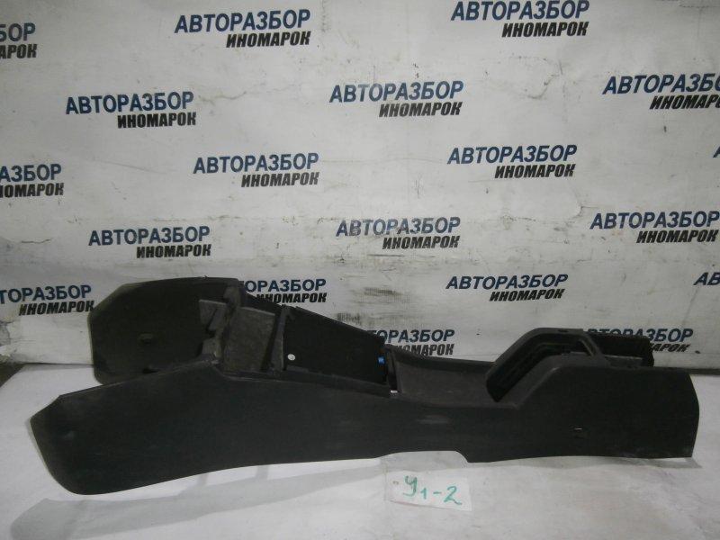 Консоль центральная Opel Astra H L48 X18XER 2007 (б/у)