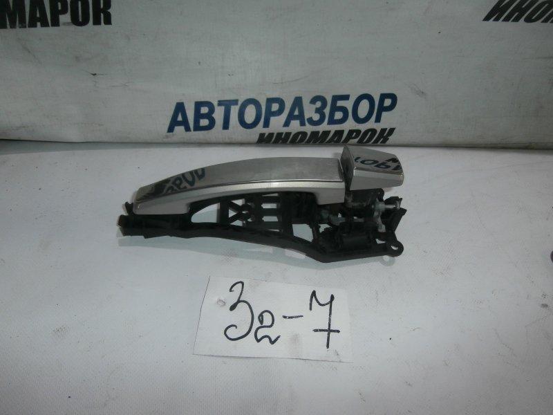 Ручка двери внешняя Opel Astra Family A04 X18XER 2007 передняя правая (б/у)