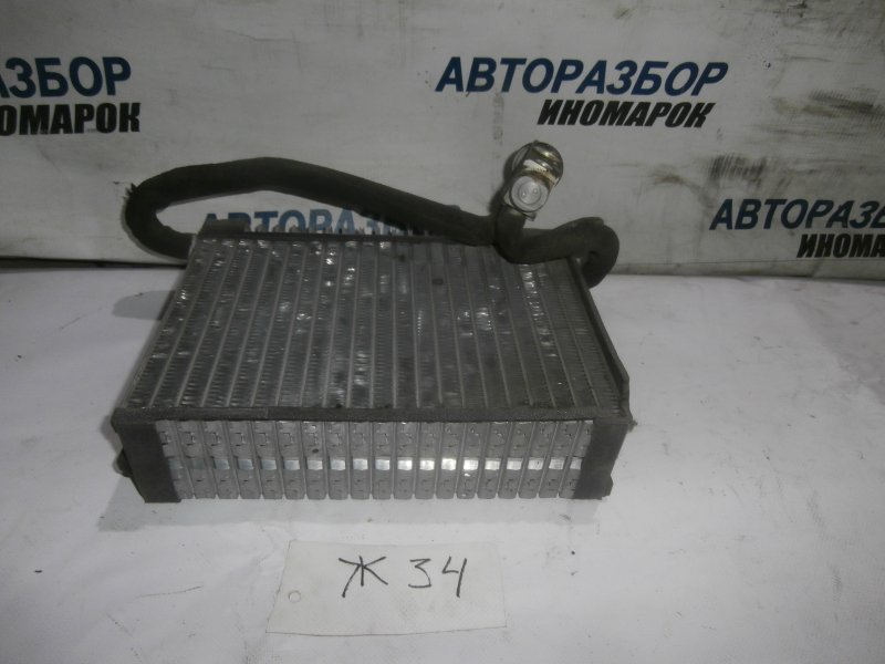 Испаритель кондиционера Opel Astra H L48 X18XER 2007 (б/у)