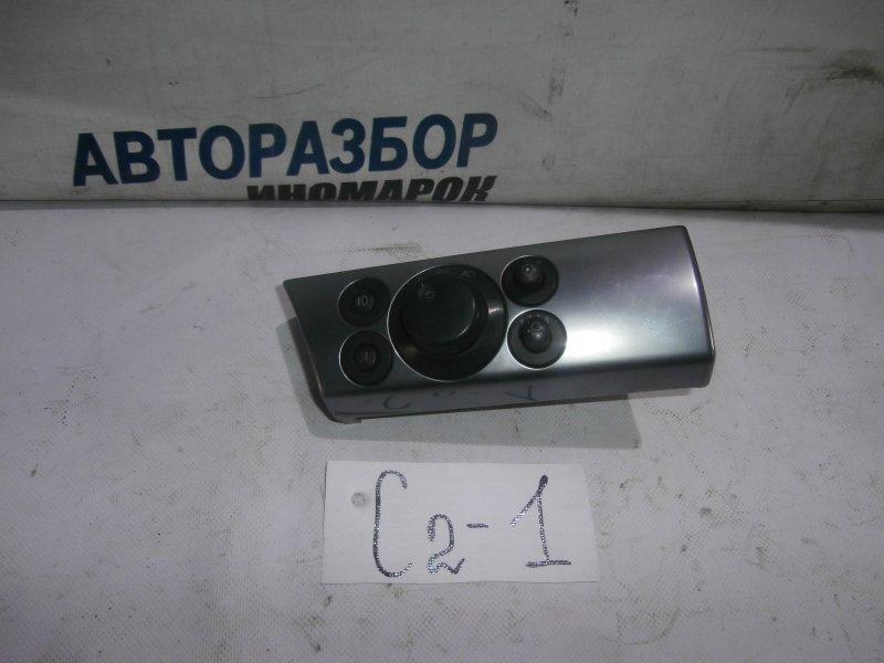 Блок управления светом фар Opel Astra H L48 X18XER 2007 (б/у)