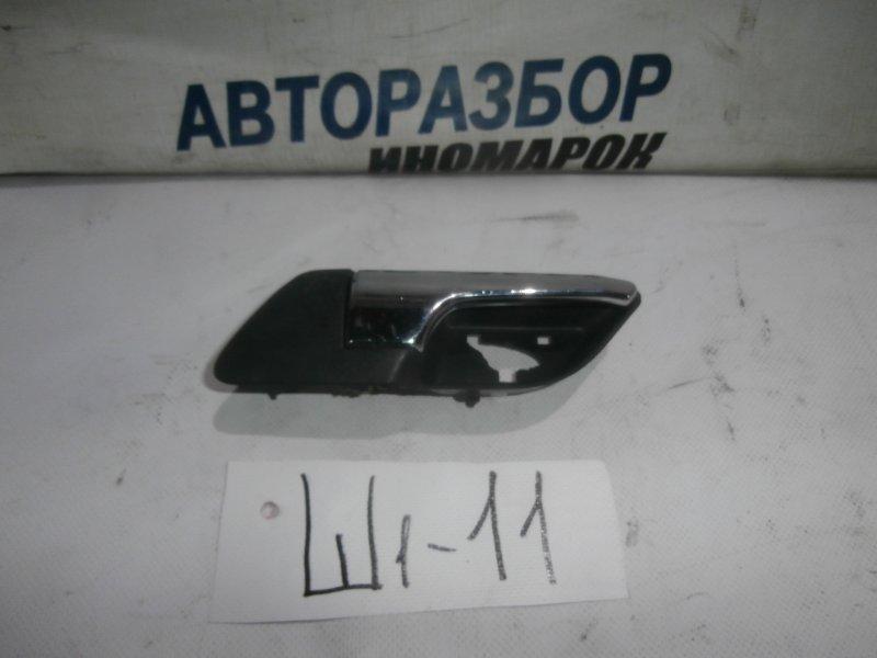 Ручка двери внутренняя Opel Astra H L48 X18XER 2007 задняя правая (б/у)