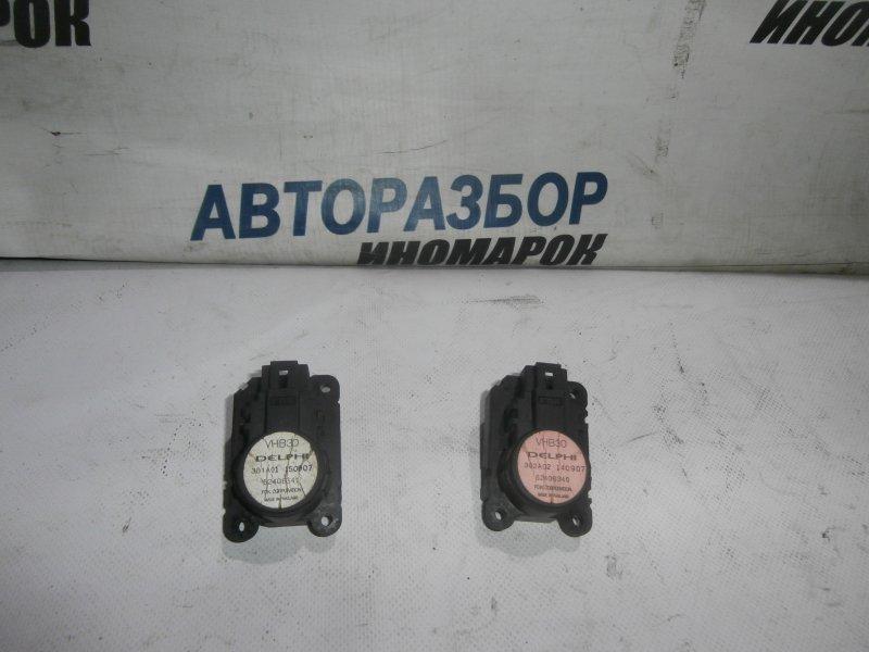 Моторчик заслонки отопителя салона Opel Astra H L48 X18XER 2007 (б/у)
