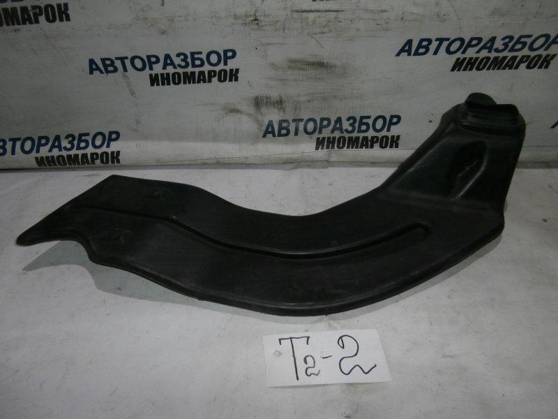 Воздуховод отопителя салона правый Opel Astra H L48 X18XER 2007 передний правый (б/у)