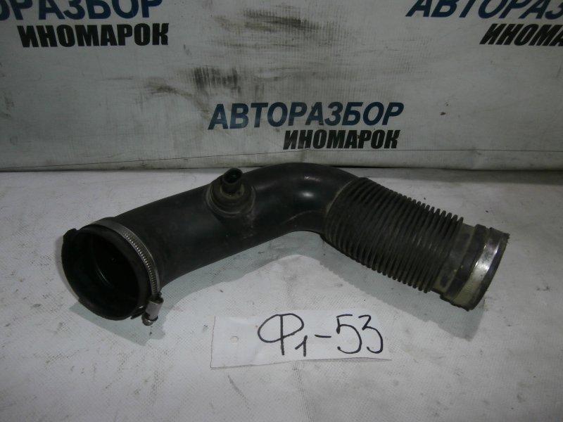 Патрубок воздушного фильтра Opel Astra H L48 X18XER 2007 (б/у)
