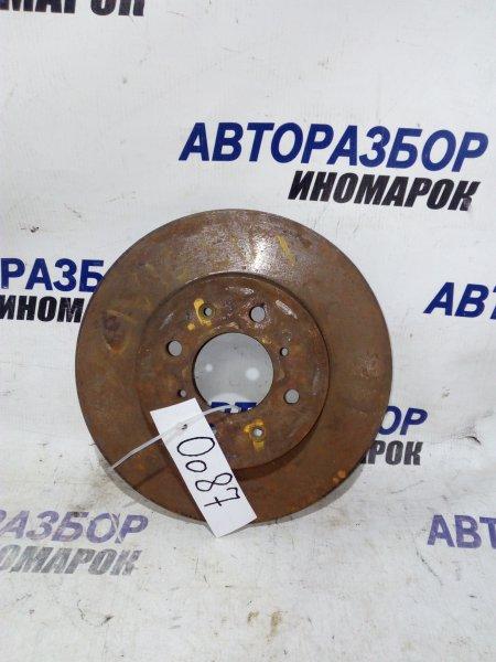 Тормозной диск Honda Civic Ferio EN2 передний (б/у)