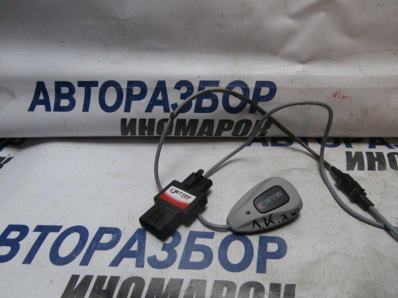 Корректор электрической педали газа Toyota Land Cruiser GRJ200 1GRFE 2009 (б/у)