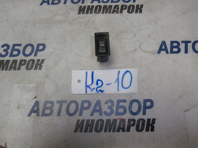 Кнопка режимов акпп Toyota Avensis 2 AZT250 передняя (б/у)
