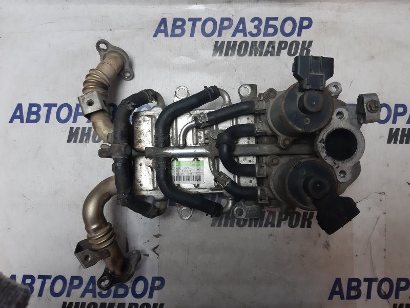Клапан системы рециркуляции отработанных газов egr Toyota Land Cruiser VDJ200 1VDFTV 2009 (б/у)