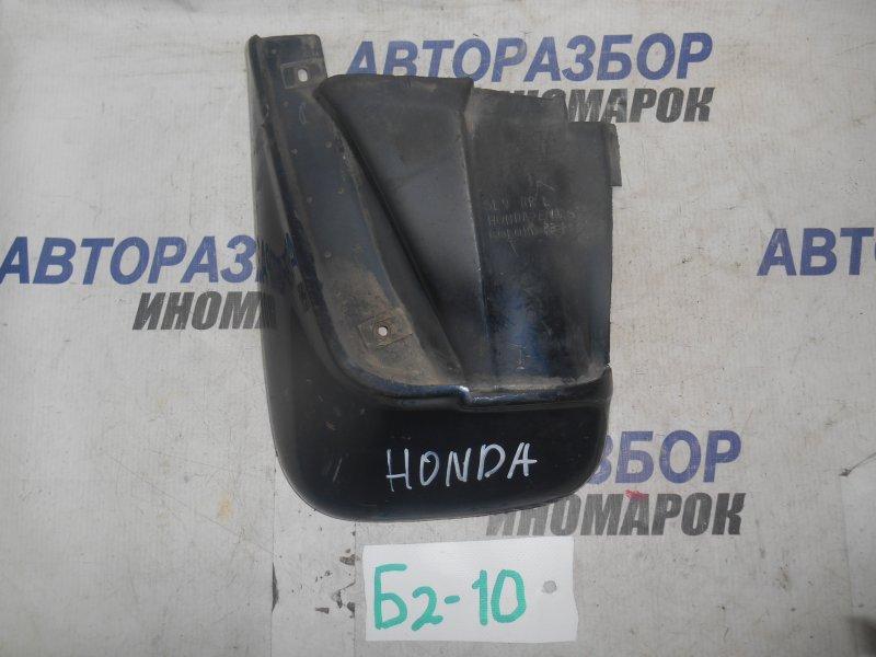 Брызговик задний левый Honda Ascot Innova CB3 задний левый нижний (б/у)