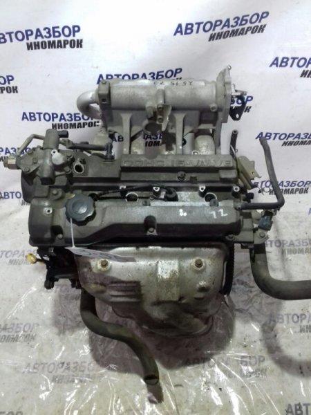 Двигатель Mazda Familia BJ5P ZLVE передний (б/у)