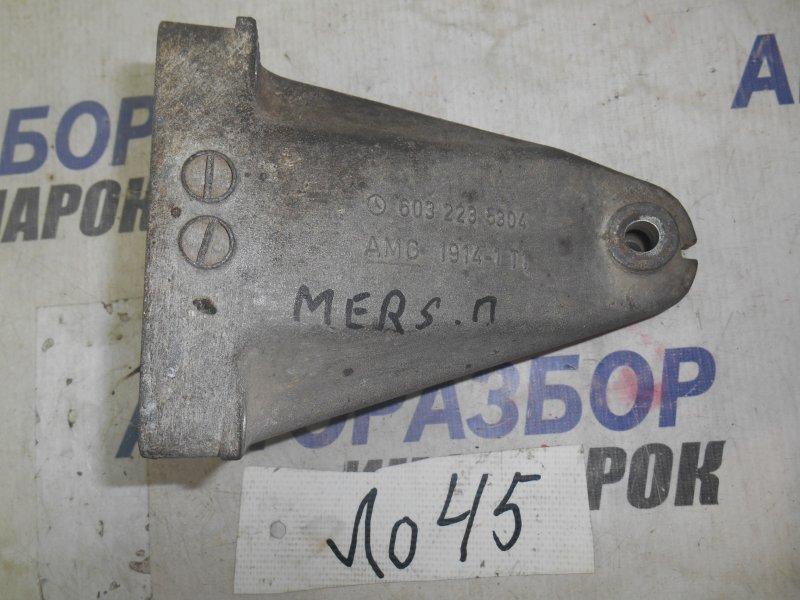 Кронштейн опоры двигателя Mercedes-Benz S-Class S280 C140 M104E28 передний правый (б/у)