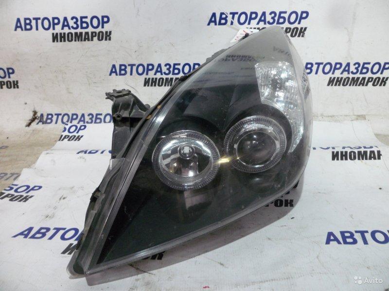 Фара передняя левая Opel Vectra C передняя левая (б/у)