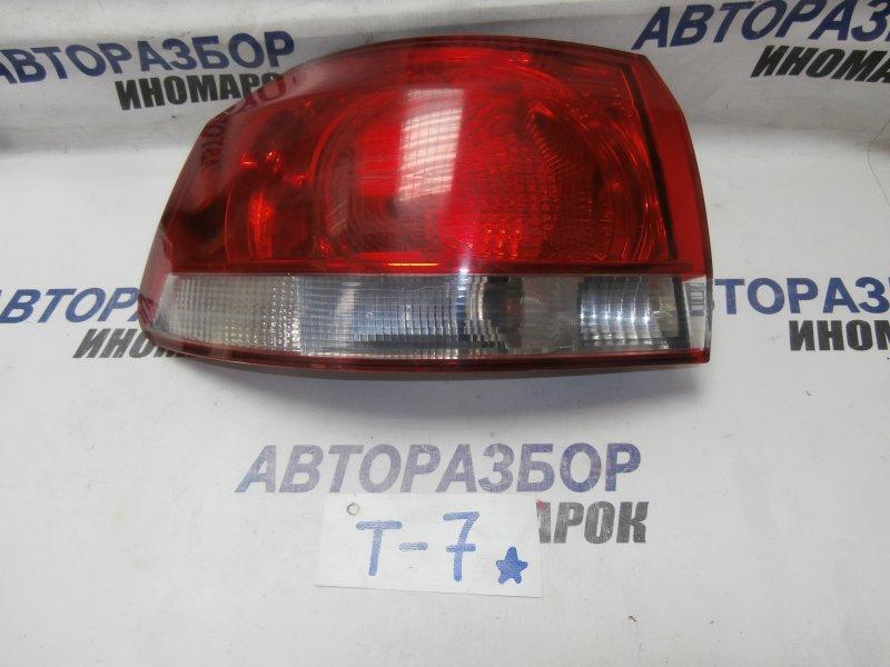 Фонарь задний левый Volkswagen Golf 1E7 BLS 2008 задний левый (б/у)