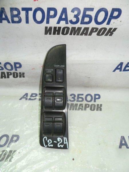 Блок управления стеклоподъемниками Toyota Mark Ii GX81 передний правый (б/у)