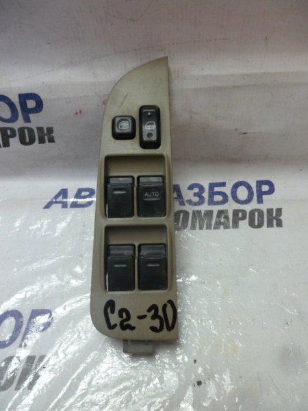 Блок управления стеклоподъемниками Toyota Corolla AE110 передний правый (б/у)