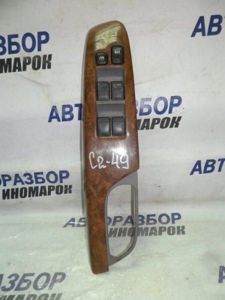 Блок управления стеклоподъемниками Nissan Serena PC24 передний правый (б/у)