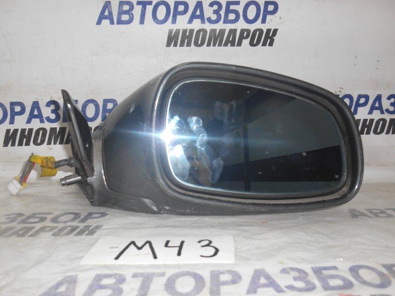 Зеркало правое Mitsubishi Diamante F12A переднее правое (б/у)