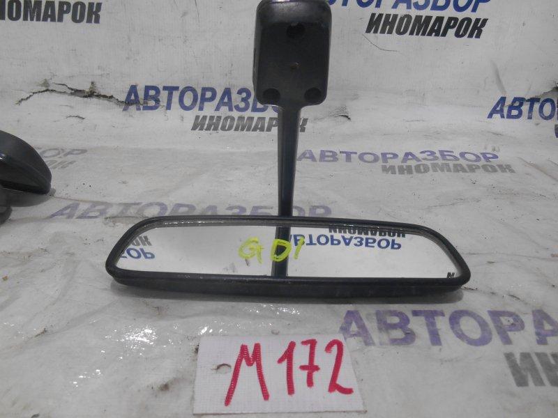 Зеркало заднего вида салонное Honda Fit GD1 переднее верхнее (б/у)