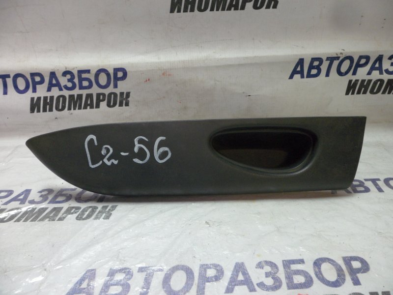 Ручка двери внутренняя Nissan Wingroad VENY11 передняя левая (б/у)