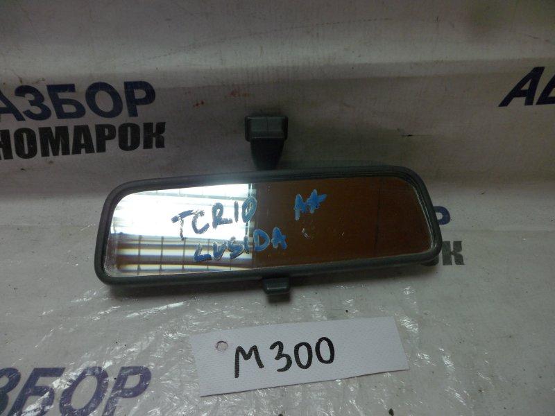 Зеркало заднего вида салонное Toyota Estima TCR10W переднее верхнее (б/у)