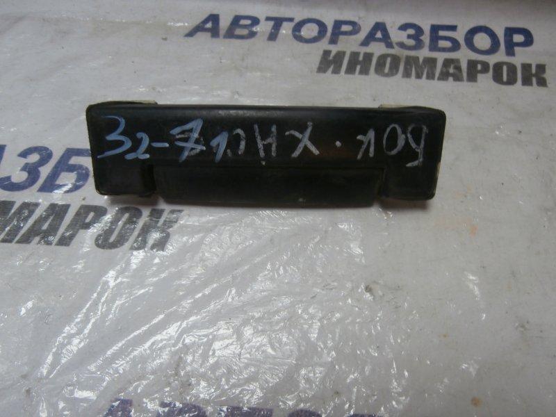 Ручка двери внешняя Toyota Hiace CXC10 задняя левая (б/у)