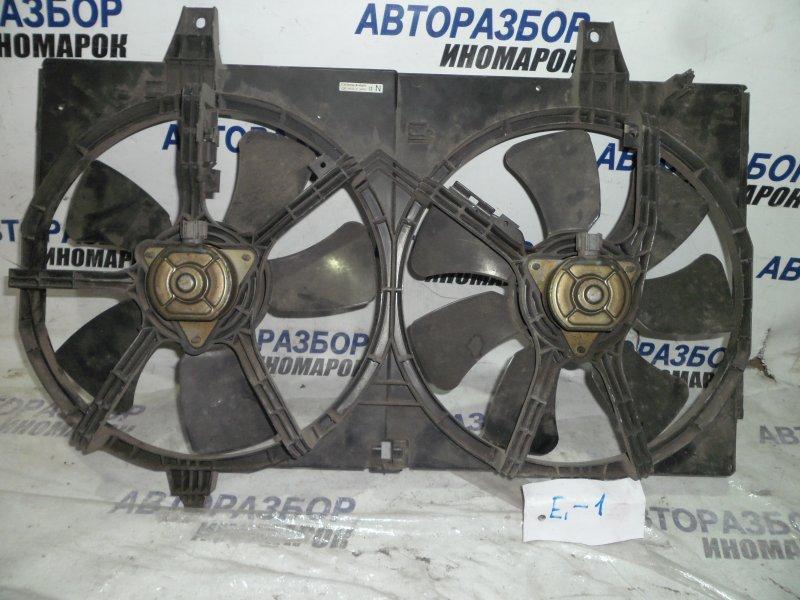 Диффузор радиатора Nissan Expert P11 передний (б/у)