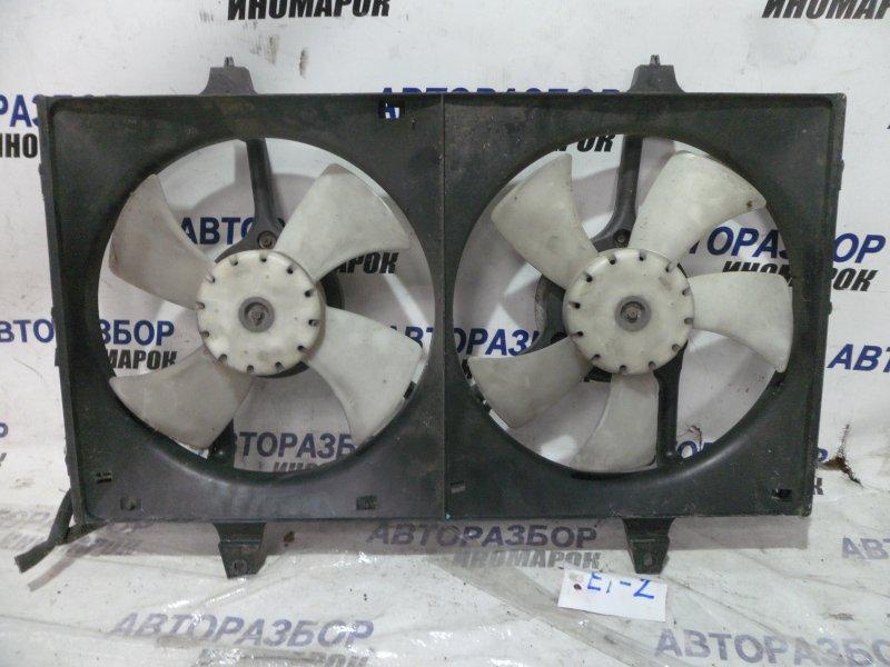 Диффузор радиатора Nissan Cefiro A32 передний (б/у)