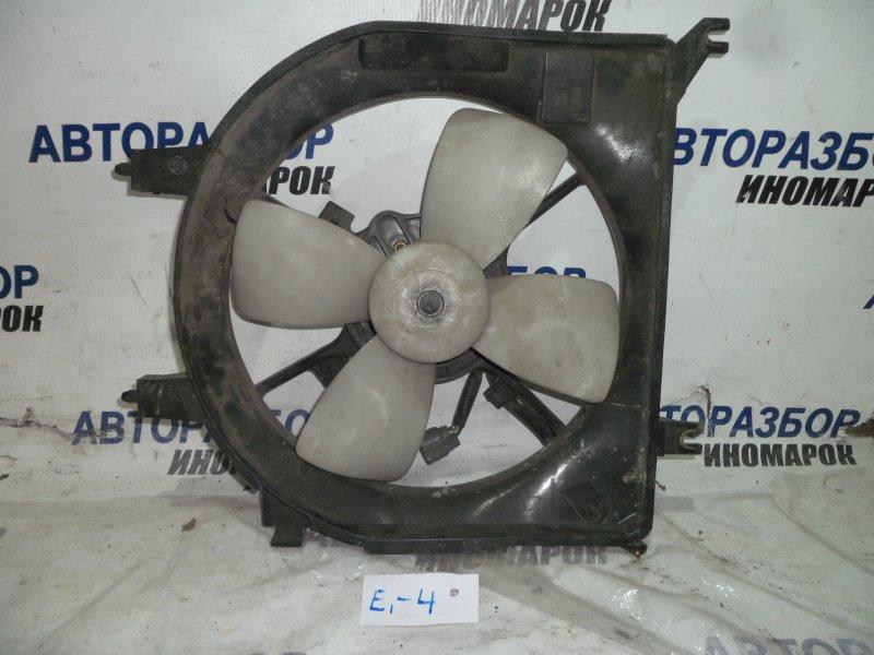 Диффузор радиатора Mazda Demio DW3W передний (б/у)