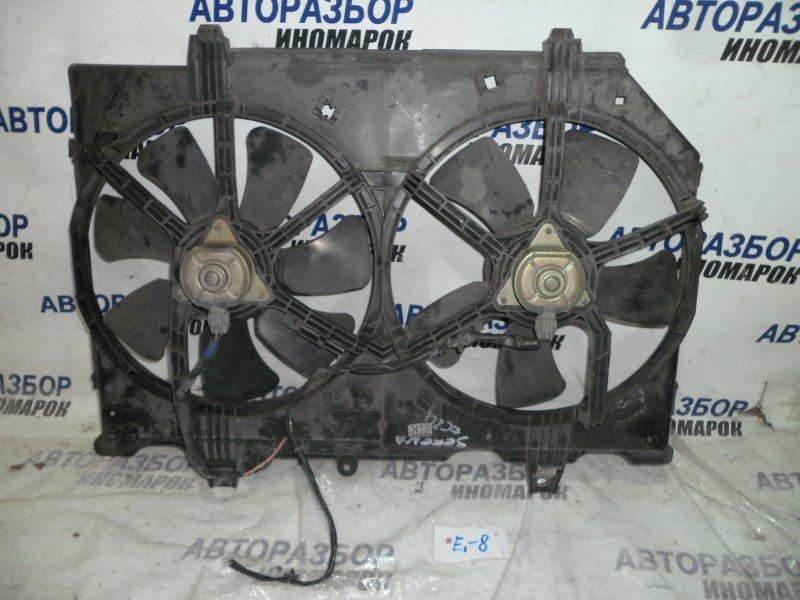 Диффузор радиатора Nissan Serena PC24 передний (б/у)